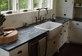 white kitchen cabinets soapstone countertops soapstone countertops all you need to bob vila