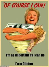 hillary clinton holding a pile of money pictures freaking news
