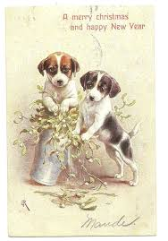 160 best christmas critters images on pinterest victorian
