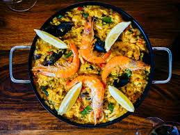 Main Dish Rice Recipes - spanish u0026 portuguese main dish recipes