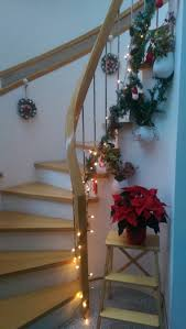 christmas stairs decorations u2022 get inspired with jea custom stairs
