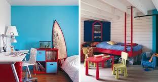 deco peinture chambre garcon idée peinture chambre fille lit blanc montessori et pour elisa