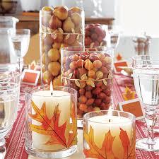 Glass Vase Centerpiece 16 Festive Thanksgiving Centerpieces Allyou Com