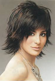 short shaggy hairstyles for thick hair fashionoah com hair
