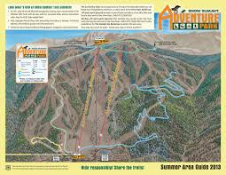 Mt Snow Trail Map Snow Summit Mountain Bike Park Adventures In Southern California