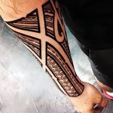 25 trending tribal forearm tattoos ideas on pinterest