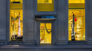Floor Hero by Calvin Klein 654 Madison Avenue Store