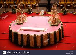 Malayalee Wedding Decorations Simple Stage Decoration For Hindu Wedding In Kerala Design Of