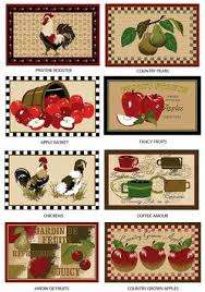 Kitchen Scatter Rugs Kitchen Slice Scatter Rugs Christmas Patterns Home Decor Outlet