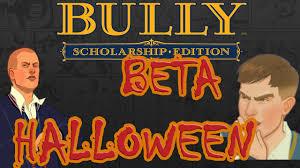 bully beta halloween original mission script audio youtube