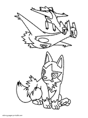 printable pokemon coloring pages 88 free sheets