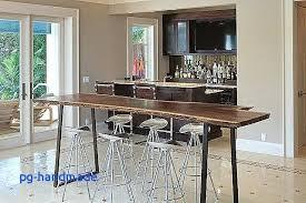 table haute cuisine bois inspirational table de cuisine pour table bois brut deco cuisine
