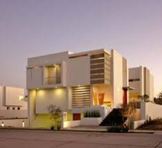 inspiring modern house design with two story and modular concept