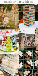 outdoor party decorations on pinterest decorating of party