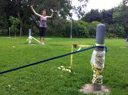 friends of trinity bellwoods park slackline poles