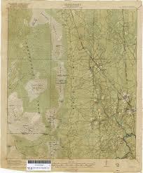 florida topo map historical topographic maps perry castañeda map