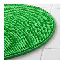 tappeti ikea bagno ikea badaren tappeto per bagno verde ebay