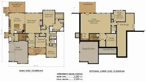 floor plans with basements modular homes with walkout basements unique house plans with