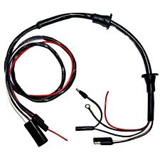 1965 mustang wiring harness c7zz 13a769 a mustang light and speaker wiring 1967 1968