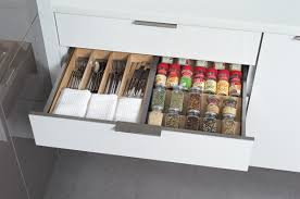 Spice Rack In A Drawer Creative Kitchen Drawer Storage Ideas Spring Cleaning 2017