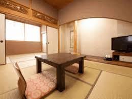 Japanese Style Dining Room Review Jinpyokaku Ryokan Kambayashi Onsen Japan Although They