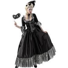Evil Queen Halloween Costume Evil Court Masquerade Queen Dress Halloween Eye Mask