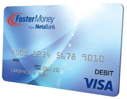 free prepaid debit cards prepaid visa debit cards faster payments with fastermoney