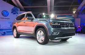 atlas volkswagen price volkswagen reveals its savior the three row midsize atlas