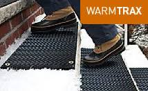 snow melting driveway heating and roof deicing systems from warmzone