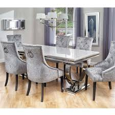 dining room contemporary walmart dining table tufted dining