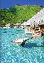 tahiti travel places photography travel bora
