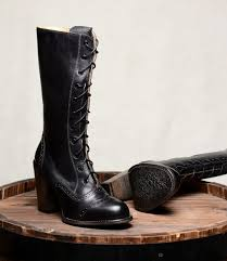 ladies biker style boots women u0027s victorian boots shoes slippers