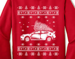 funny christmas sweaters let u0027s get baked christmas