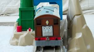 Tidmouth Sheds Trackmaster Ebay by Trackmaster Thomas U0026 Friends Toby At The Sodor Copper Mine Set