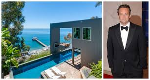 matthew perry malibu home celebrity homes for sale
