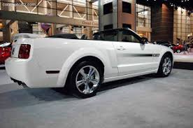 07 mustang gt cs we ford s past present and future ford mustang variants
