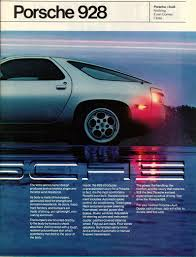 porsche 928 scarface the blank paper principle