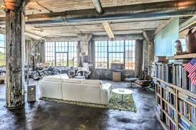 for 425k this downtown atlanta loft brings industrial a game