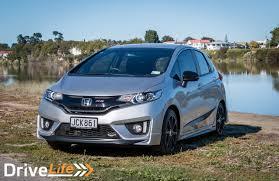 Honda Jazz Vs Honda Fit 2015 Honda Jazz Rs Sport Limited U2013 Car Review Drive Life