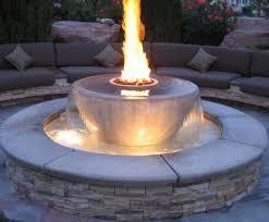 Modern Landscaping Ideas For Backyard by Best 25 Garden Fire Pit Ideas On Pinterest Home And Garden
