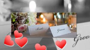 Electronic Wedding Invitation Cards Electronic Wedding Invitation Youtube