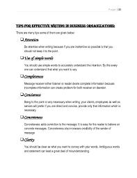 Networking Skills In Resume Writing Skills In Business Organization