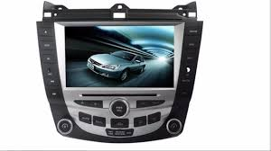 radio honda accord 2007 aliexpress com buy free gifts car dvd player gps navigation for