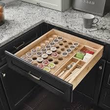 best kitchen cabinet drawer organizer k cup organizer drawer