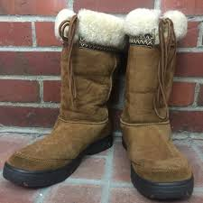 ugg shoes australia brown boots poshmark ugg ugg australia womens brown cross stitch boots from chelsea s