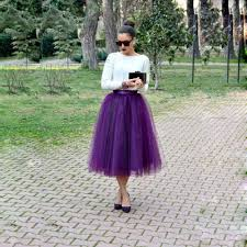 12 perfect that show how to rock a tulle skirt purple