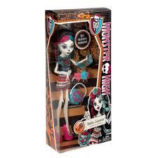 skelita calaveras high scaritage skelita calaveras doll damaged box
