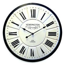pendule originale pour cuisine pendule originale pour cuisine horloge murale florale horloge