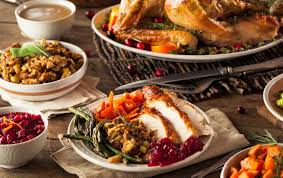 thanksgiving thanksgiving dinner menu and recipes colonial