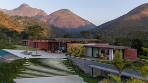Mountain House Designs House Design And Architecture In Brazil Dezeen